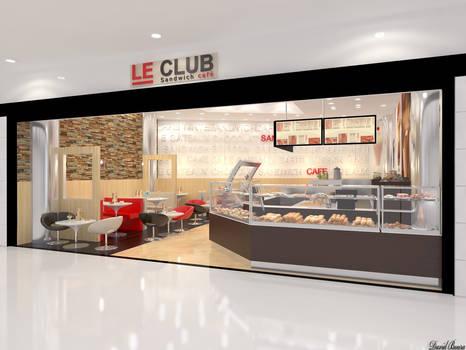 LeClub Restaurant Euralille 3