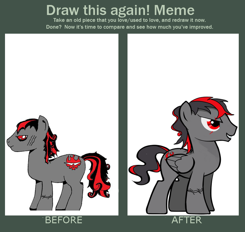 No more OC ponies I swear! by extrabread