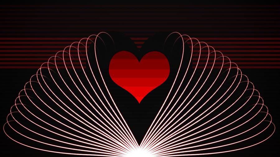 Heart by AussiePixel