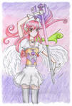 Magic Girl by hiysakura