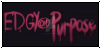 Edgy on Purpose Stamp by VampireQueenEffeffia