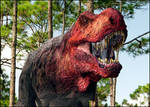 My favorite version of a T-rex