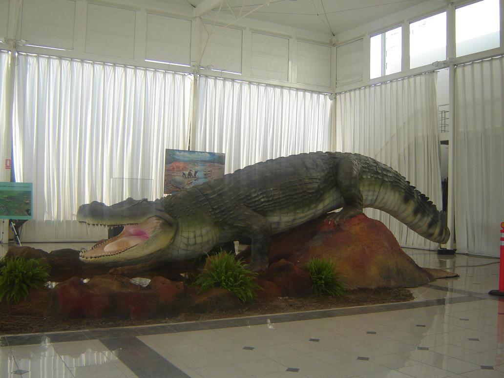 Purussaurus by Pyrorap...
