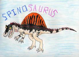 Spinosaurus by Pyroraptor42