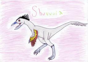 Shuvuuia by Pyroraptor42