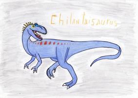 Chilantaisaurus by Pyroraptor42