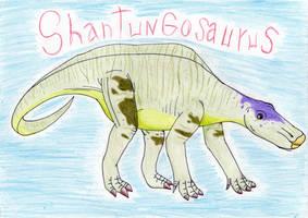 Shantungosaurus by Pyroraptor42