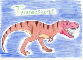 Tyrannosaurus by Pyroraptor42