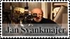 Jan Svankmajer stamp by Pyroraptor42