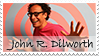 John R. Dilworth stamp by Pyroraptor42