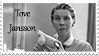 Tove Jansson Stamp by Pyroraptor42