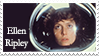 Ellen Ripley Stamp by Pyroraptor42
