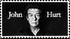 John Hurt Stamp by Pyroraptor42