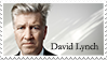 David Lynch Stamp