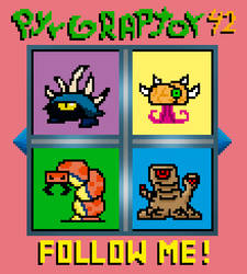 Pixel Enemys 1