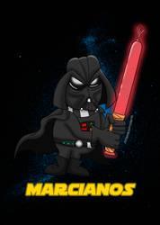 Helado Oscuro - Marcianos de Fresa