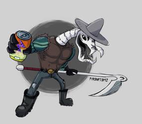 Adventure Time - Death's Son by Pyroraptor42