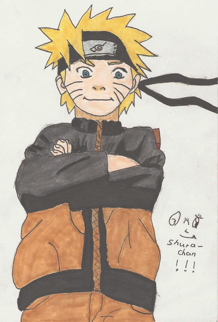 Uzumaki Naruto by ShuraChan