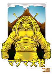 Ambassador Magma /Goldar