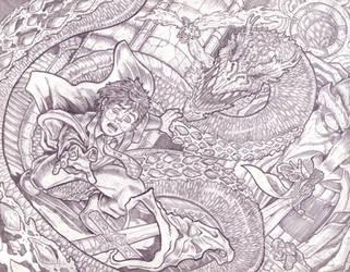 HP- The Heir of Slytherin by JamusDu