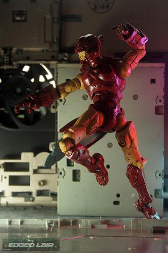 Iron Man by neueziel