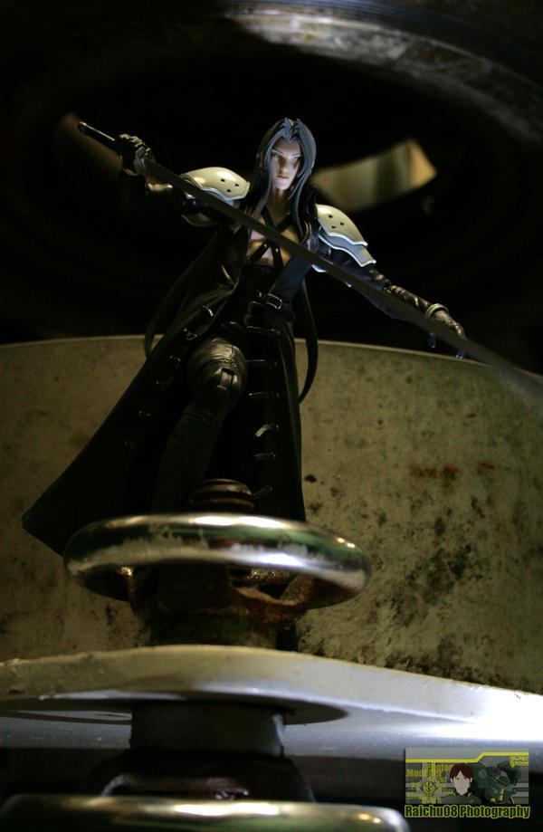 Sephiroth by neueziel