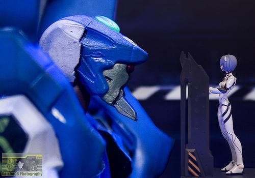 Rei Ayanami by neueziel