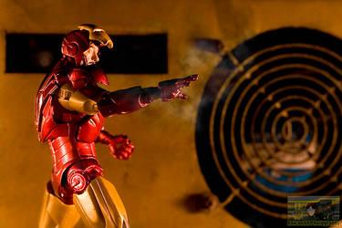 Iron Man Lives Again by neueziel