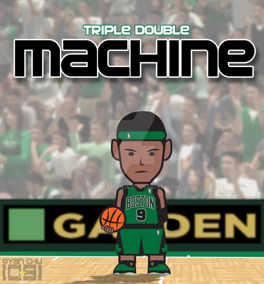 Triple Double Machine by neueziel