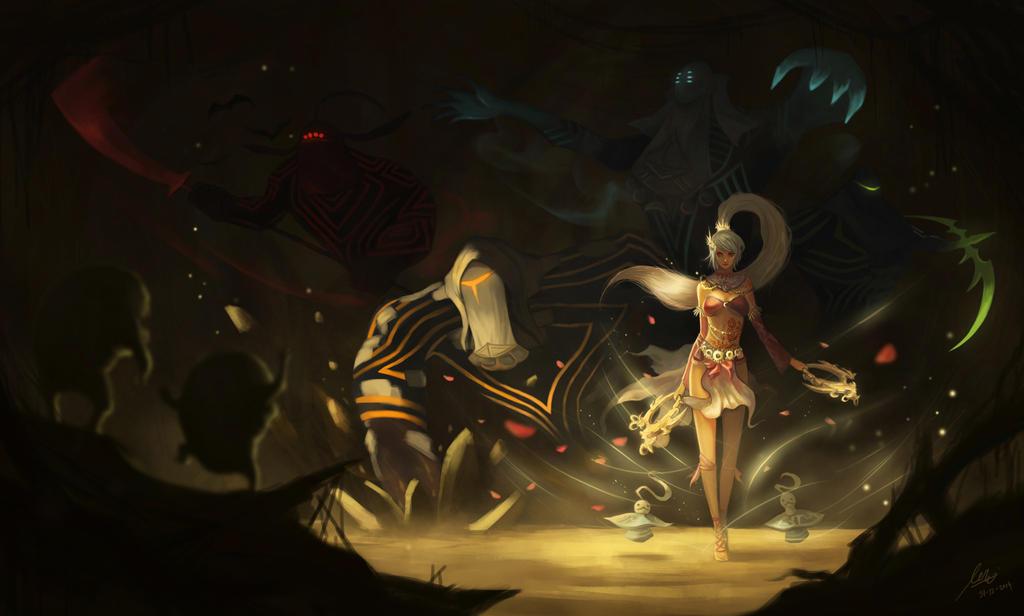 WoW Dragon Wallpaper 1 by slimebuck on DeviantArt