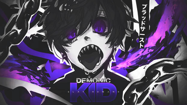 [Sign] - Demonic Kid