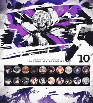 Render Pack | kimetsu no Yaiba Collection