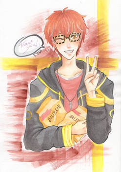 Thank you 707
