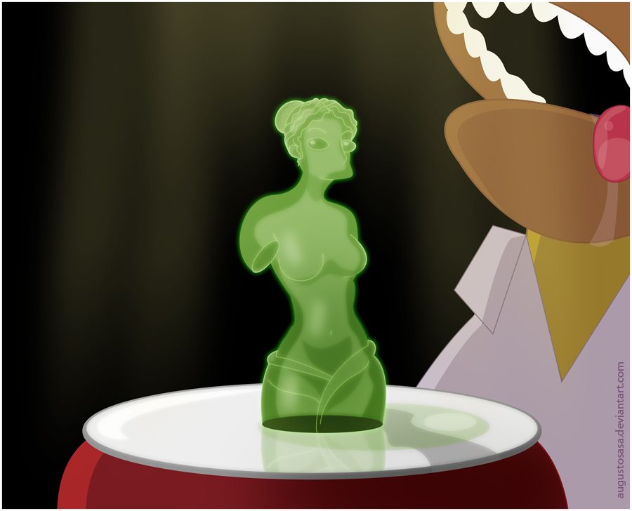 The gummi Venus by AugustoSasa