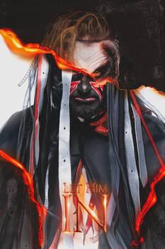 LET HIM IN - Finn Balor vs Bray Wyatt (fiend)