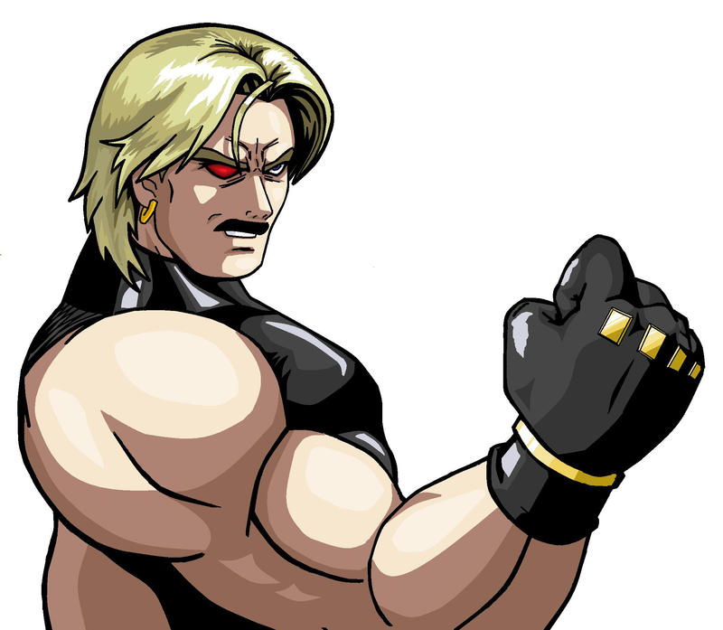 point blank online character. Character king of fighters