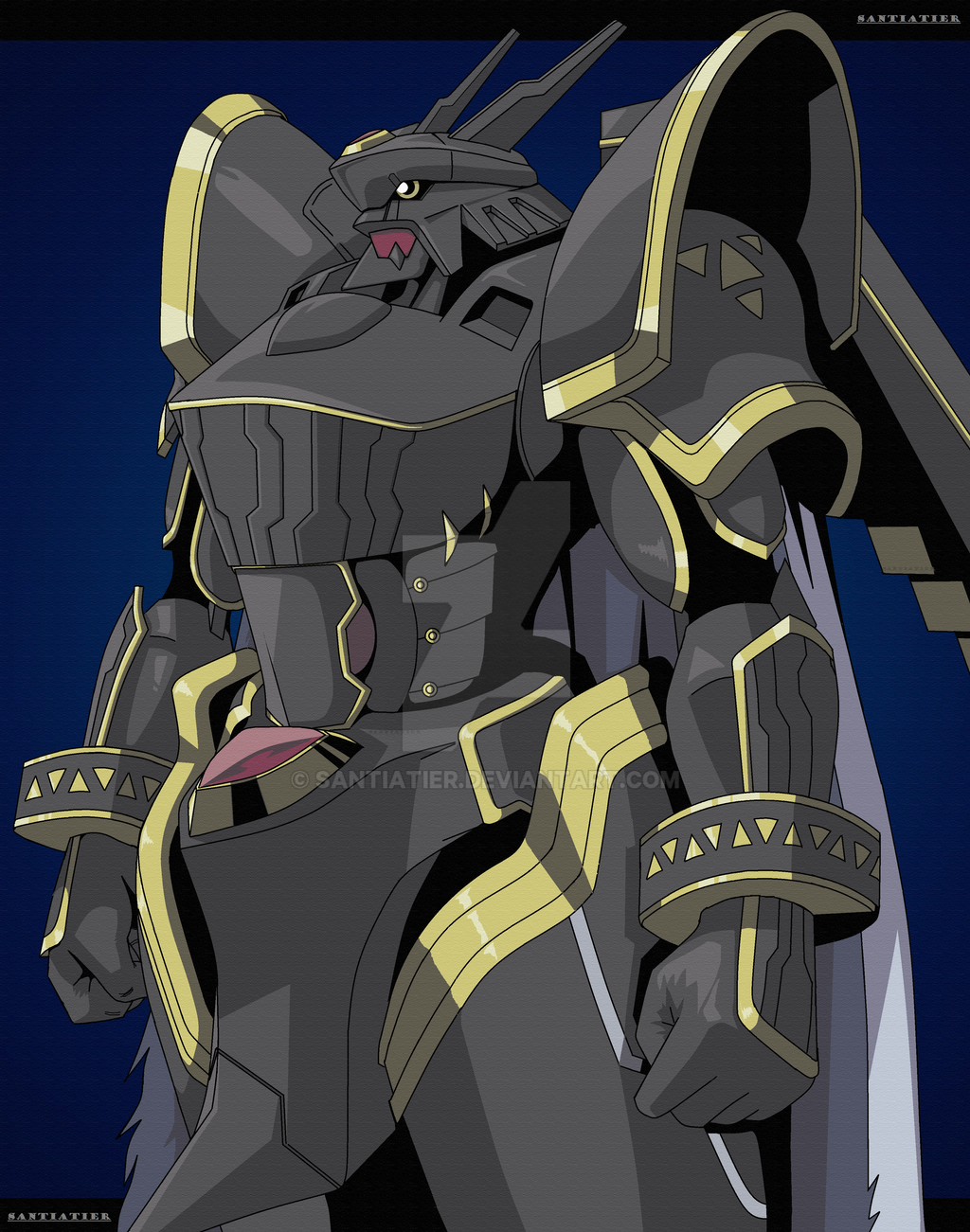 Alphamon on RoyalKnights-Union - DeviantArt