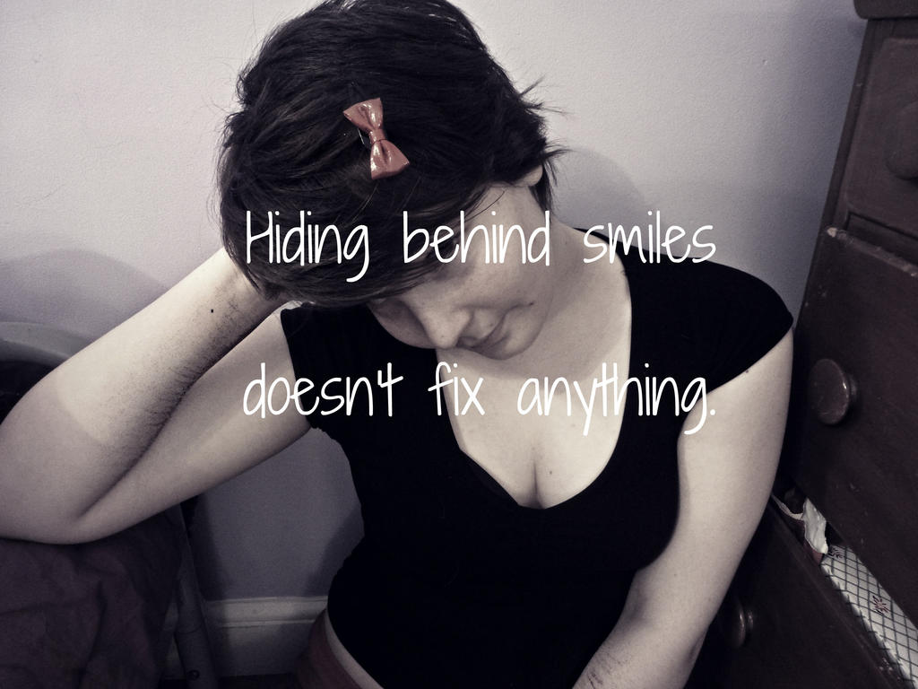 Hiding by kml91225