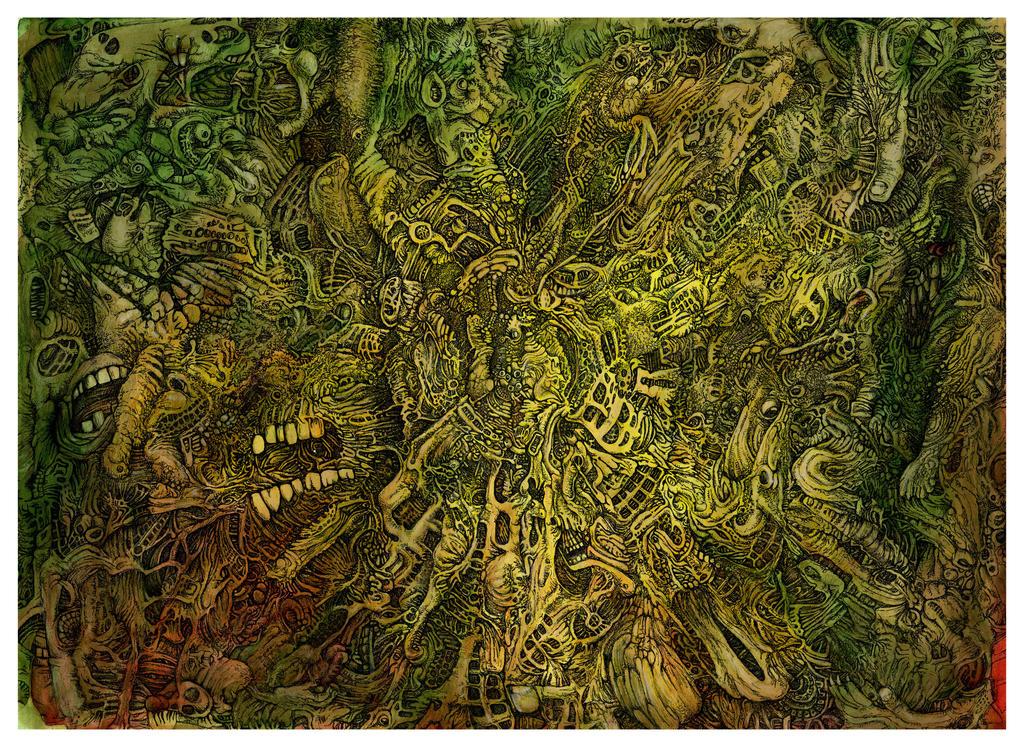 Zabulation by JoeMacGown
