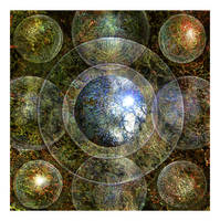 Nine Spheres to the Forest by JoeMacGown