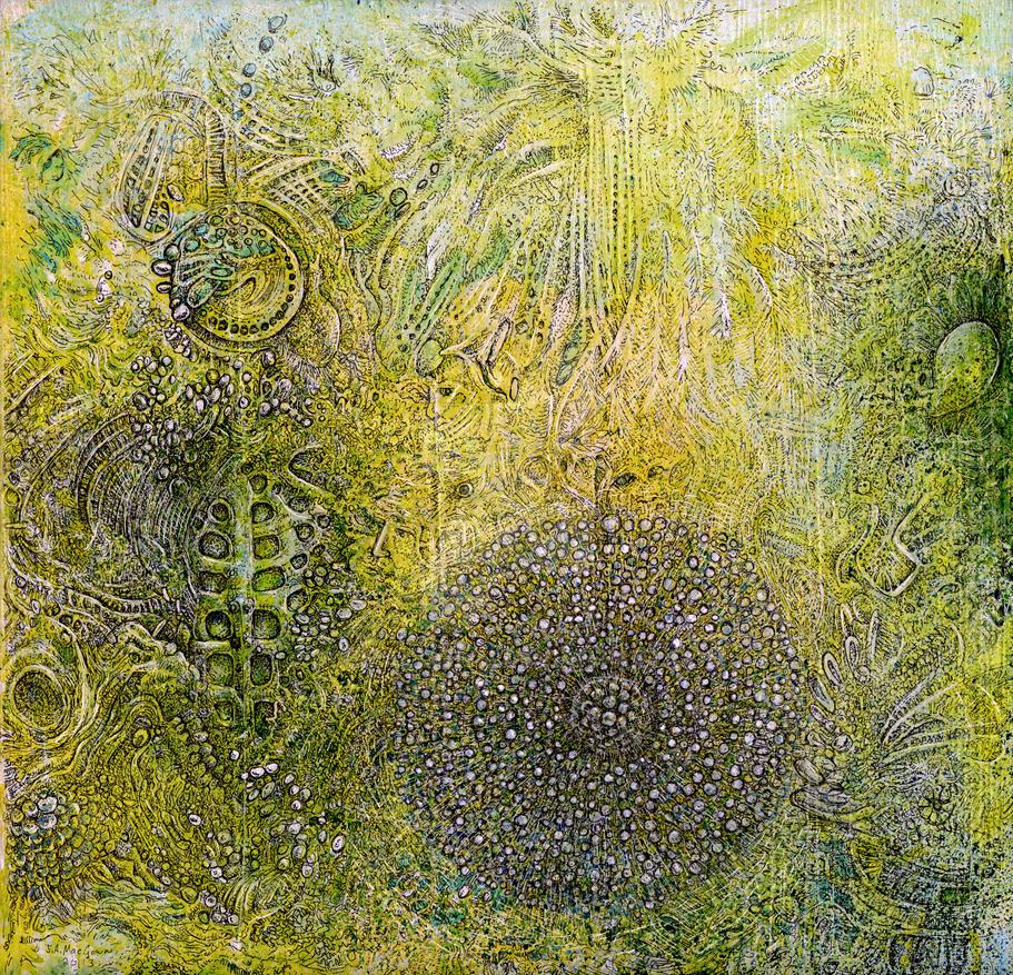 Biogenesis by JoeMacGown