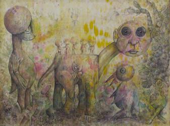 Board of Aldermen by JoeMacGown