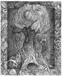 The Surreal Tree of Life