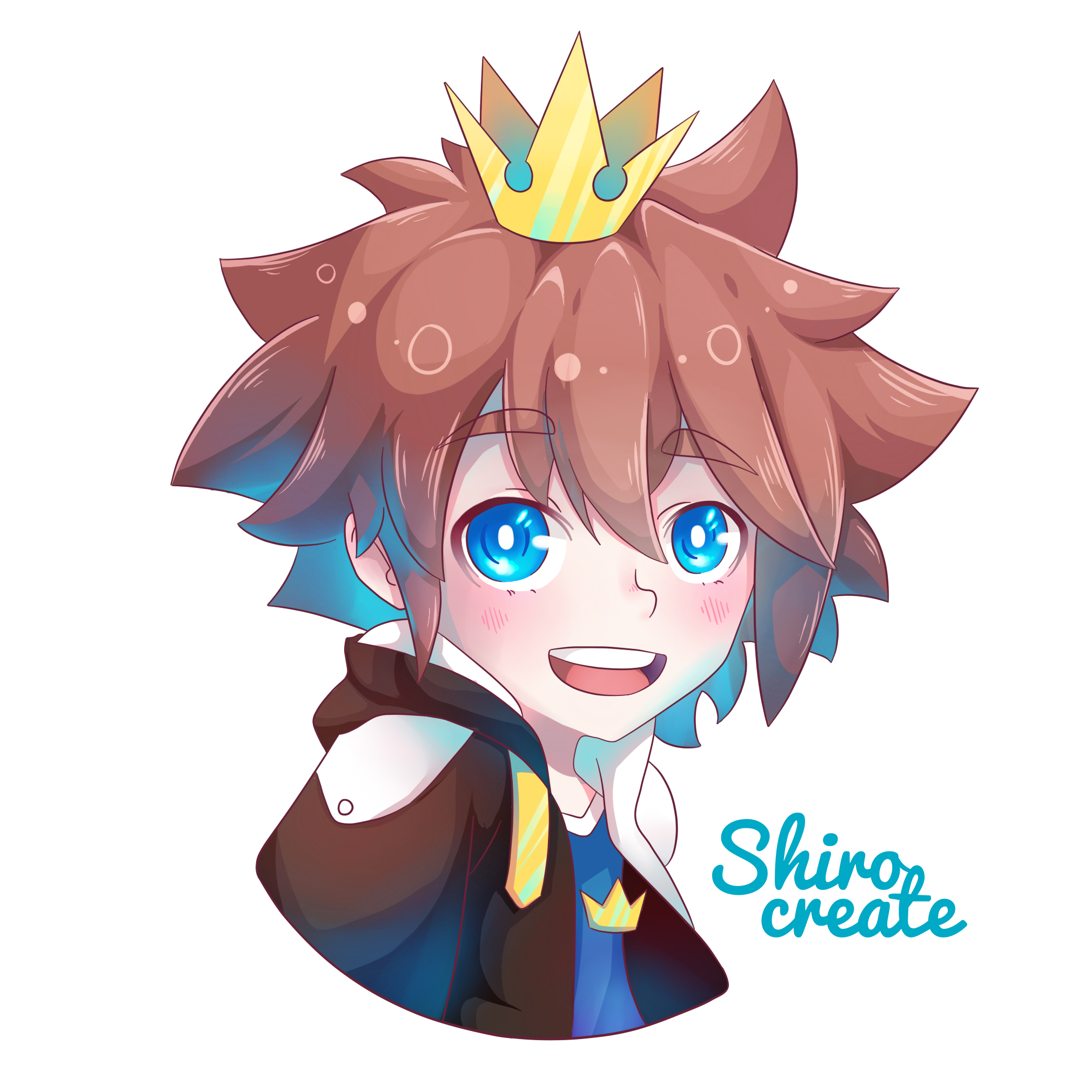 Sora Kingdom Hearts 1520074: Kingdom Hearts By Shirocreate On DeviantArt
