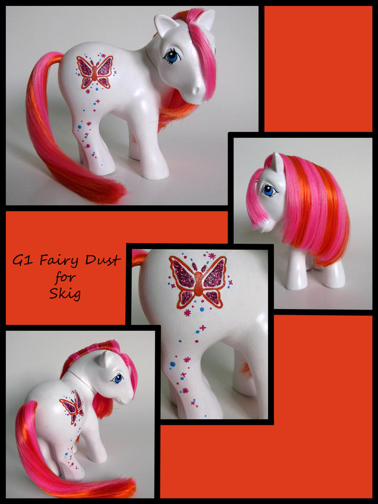 G1 Fairy Dust for skig by Sweetlittlejenny