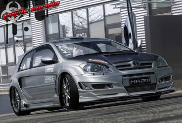 Toyota Corolla SR by MK211