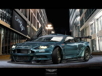 Aston Martin DBSK9 by MK211
