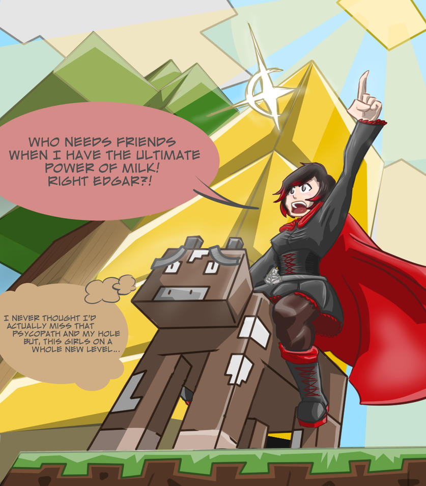 Edgar's lament redux by Gallrith