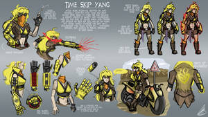 Rising Yang? (okay that doesn't work as well)