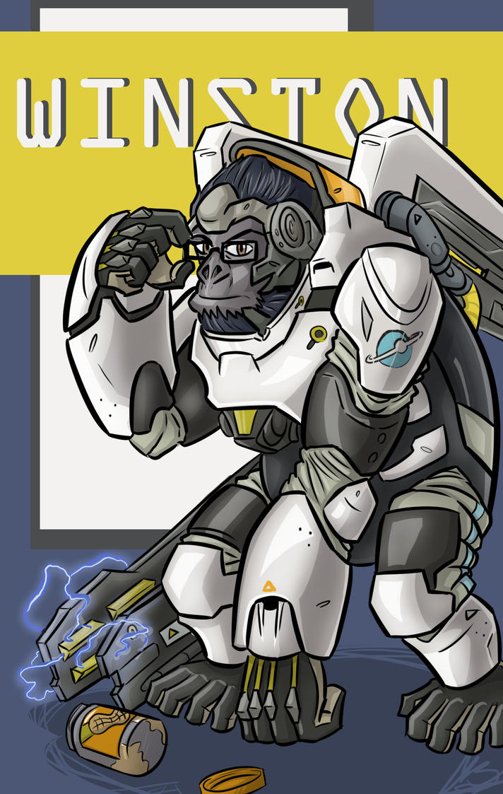 Winston by Gallrith